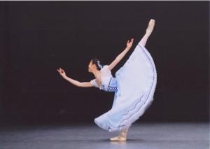 2014年5月 コンクールinヨコハマ ジゼルバリエーション